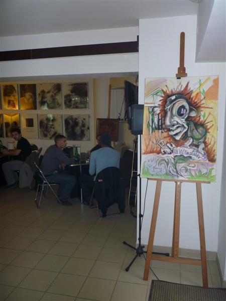 Cafeneaua Magnet-Iasi (1)