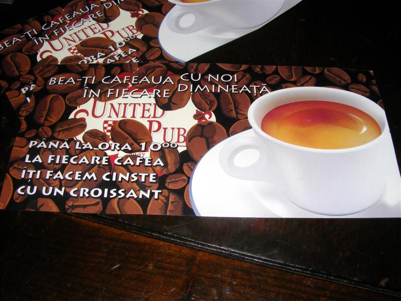 United Pub Roman