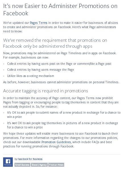 concursuri pe facebook