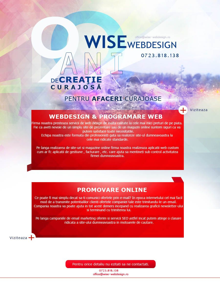 wise-webdesign-spammeri