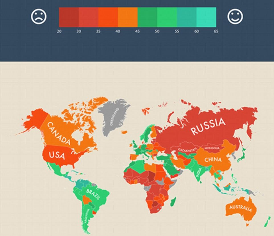 A_new_map_of_151_countries